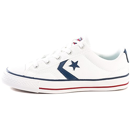 Converse Sneakers White Multicolour Ev Men's Star Navy Player 111 qwSwZg