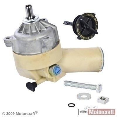 Motorcraft STP56RM Remanufactured Power Steering Pump ()