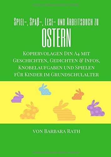 Spiel Spaß Lese Und Arbeitsbuch Zu Ostern