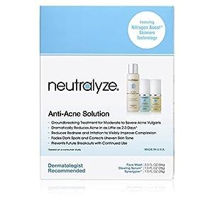 Neutralyze Moderate To Severe Acne Treatment Kit (30 Day)