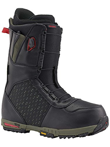 Burton Botas de snowboard schwarz/grün/rot