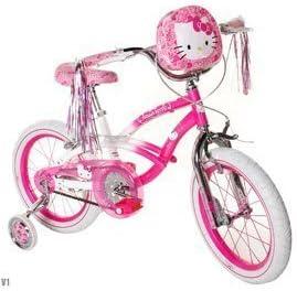 Bicicleta para niña Hello Kitty de 16 pulgadas con ruedas de ...