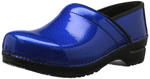 Sanita Women's Professional Pia Work Shoe, Blue, 40 EU/9/9.5 M US by Sanita