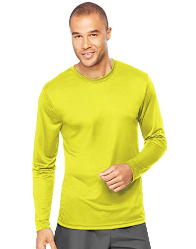 Hanes Cool DRI® Performance Men's Long-Sleeve - Undershirt Performance
