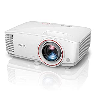 BenQ TH671ST 1080p DLP Home Theater Short Throw Projector, 3000 Lumens, Low Input Lag for Gaming, Ambient Light Sensor (Renewed) (B07QLNXJ2S) | Amazon Products
