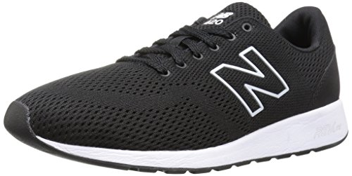 New Balance Mens 420v2 70s Running Lifestyle Fashion Sneaker Nero / Grigio