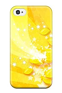 Excellent Iphone 4/4s Case Tpu Cover Back Skin Protector Nature wangjiang maoyi