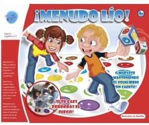 JUEGO MENUDO LIO (TWISTER) IMPORTACION: Amazon.es: Juguetes y juegos