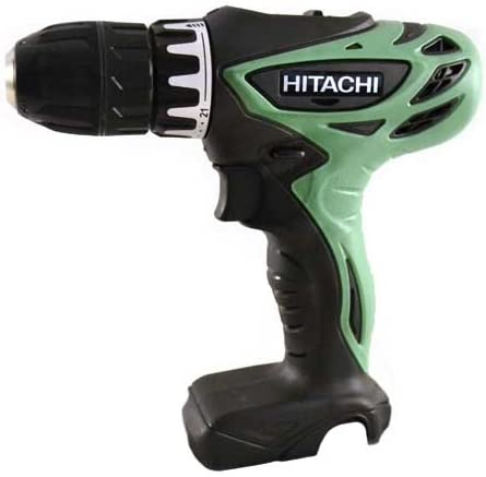 Hitachi DS10DFL 10.8 – 12 Volt Li-ion 3 8-Inch Cordless Drill Driver bare tool – no battery, charger or case