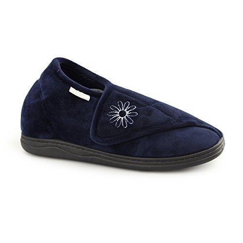 Dr Keller ,  Damen Sneaker Low-Tops Navy
