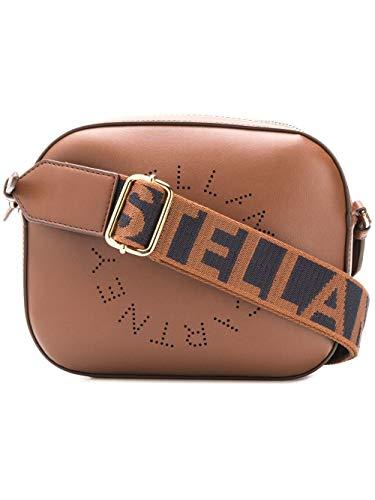 Stella Poliuretano Mccartney 557907w99237773 A Borsa Marrone Spalla Donna rrwvYgq