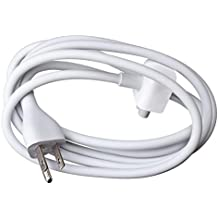 Macbook Pro Power Adapter Extension Cord Wall Cord Cable for Apple Mac Ibook Macbook Pro US 3 Prong