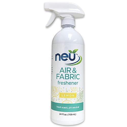 neu Air & Fabric Freshener - pH Neutral Air and Fabric Refresher Spray - Lemon - 24 Ounce -