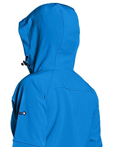 de Azul Mujer Chaqueta Montaña Negro Izas Royal Tahoe aX7nwU