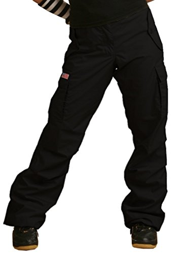 Ufo Pants (UFO's Girly Hipster Pant, Black (Small))