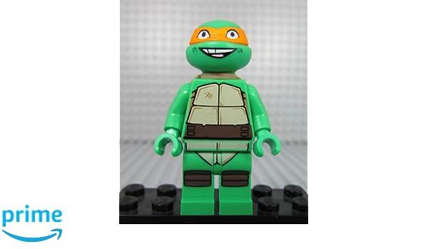 Amazon.com: Lego Teenage Mutant Ninja Turtles Michaelangelo ...