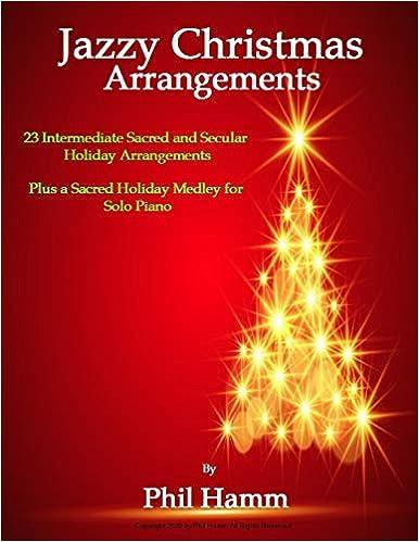 Jazzy Christmas Arrangements
