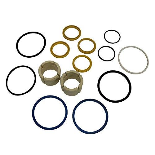 Complete Tractor 1101-0992 Steering Cyl Seal Kit (for Ford Holland 5610S 5640) by Complete Tractor