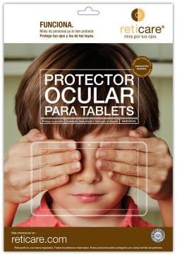 RETICARE 351T-9690-B - Protector de Ojos Compatible con Apple iPad ...