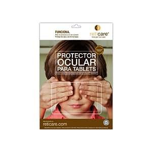 Reticare 350T-9608-B - Protector de ojos compatible con Apple iPad Air negro, medio