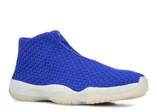 Jordan Nike Men's Air Future Basketball Shoe 10 Blue