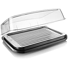 Vacu Vin Stainless Steel Barbecue Cooler Plate by Vacu Vin