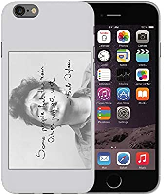 Bob Dylan Famous Face Singer Artist Musician Love_BEN0597 Protective Phone Mobile Smartphone Case Funda Fundas Carcasa Cover Hard Plastic For iPhone XS MAX Funny Regalo Christmas: Amazon.es: Electrónica