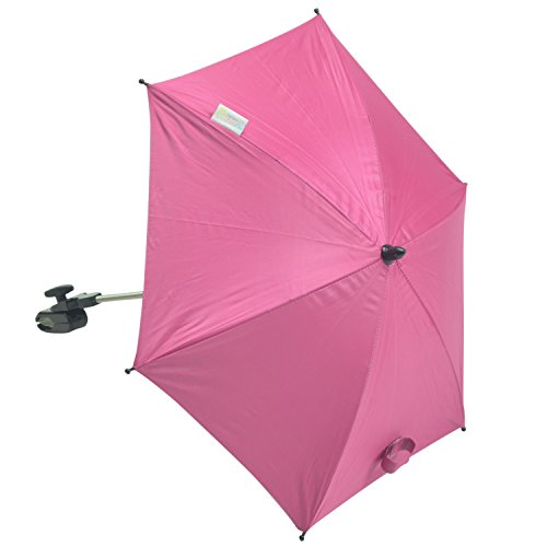 For-Your-little-One Parasol Compatible with Quinny Moodd, Hot Pink