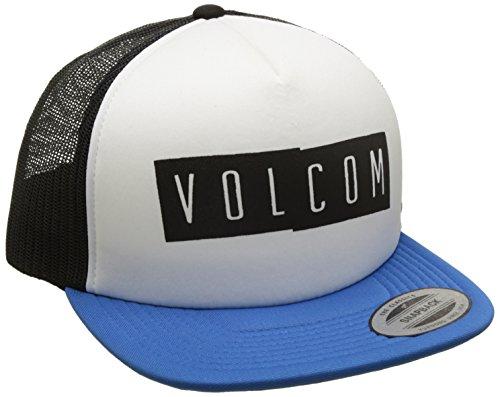 Trucker Stack Water Gorro Volcom Gorra Size Béisbol One Chees Deep Gorra Cap Tiene Azul tU4wdFwq
