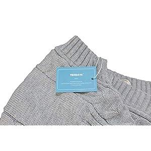 Newborn Baby Swaddle Blanket-Truedays Large Swaddle Best Soft for Boys or Girls (Grey)