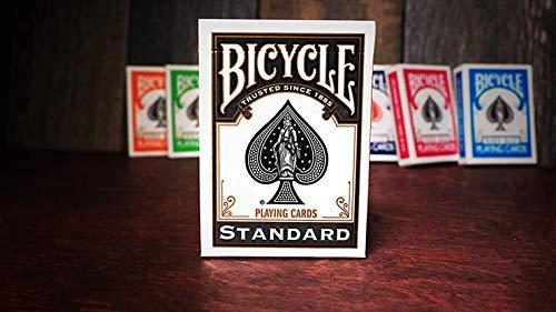 Cards Bicycle Black Back USPCC