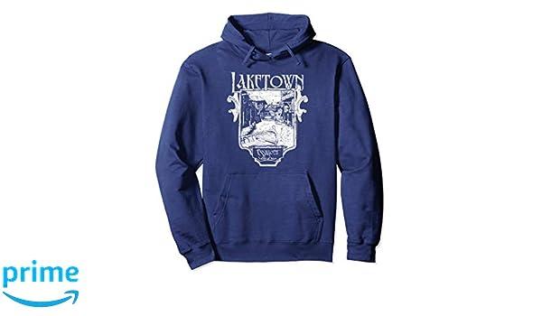 Hobbit Movie Laketown Simple Licensed Adult Sweatshirt Hoodie