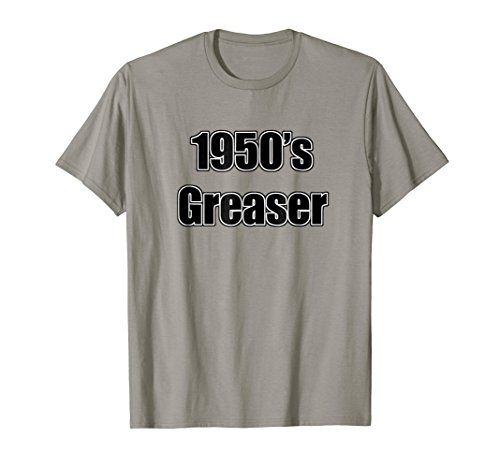 1950's Greaser Car Show Tshirt Mechanics &