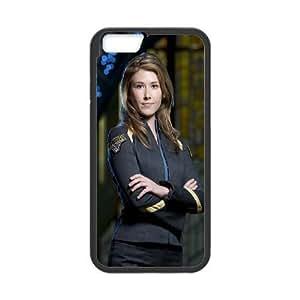 iphone6 4.7 inch Case (TPU), dr jennifer keller stargate atlantis Cell phone case Black for iphone6 4.7 inch - YYTT7885347