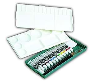 Turner acrylic gouache 12 colors prime set p 11ml japan for Is home improvement on amazon prime