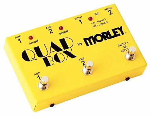 Quad Works Power Box - Morley Quad Box