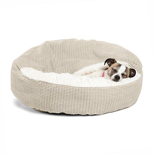 Best Friends by Sheri Cozy Cuddler in Mason Dog/Cat Bed, 23