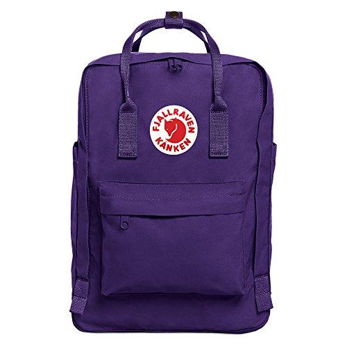Fjallraven - Kanken Laptop 15 Backpack for Everyday, Purple