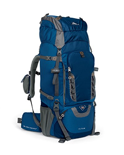 High Sierra Titan 65 Frame Pack Pacific/Nebula