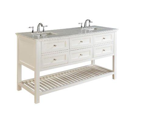 - Direct Vanity Sink 70D6-WWC Mission Spa 70