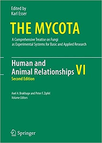 Human and Animal Relationships (The Mycota)