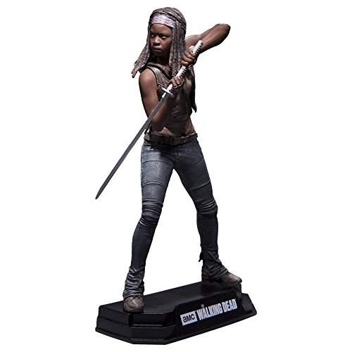 """McFarlane Toys The Walking Dead TV Michonne 7"""" Collectible Action Figure"""