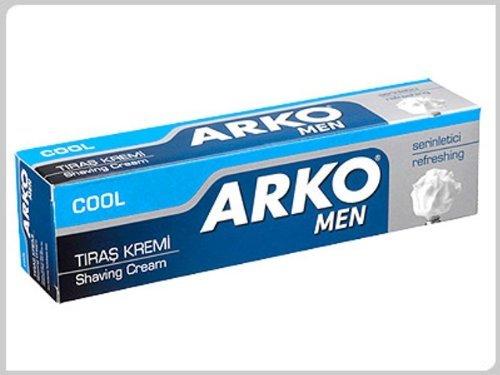 ARKO MEN SHAVING CREAM COOL 100ML ***FREE UK DELIVERY***