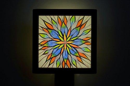 - Mosaic Energy Night Light