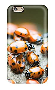 For Iphone Case, High Quality Ladybird For Iphone 6 Cover Cases
