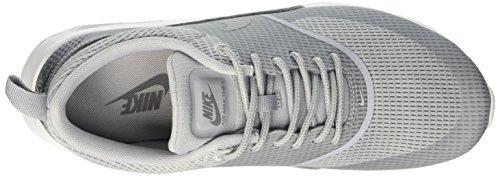 Nike W Air Max Thea Txt, Zapatillas de Gimnasia para Mujer Gris (Wlf Gry / Wlf Gry-Wht-Mtlc Cl Gr)