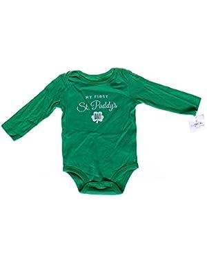 Unisex Baby 1st St. Paddy's Day Bodysuit
