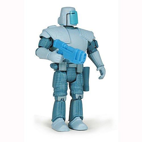 Astro Boy The Movie: 3 3/4 Inch Action Figure - Metro City Soldier Robot (Boys Movies)