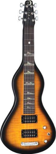 Luna Bar LS ELECTRIC Lap Steel Electric Guitar, Mahogany ...