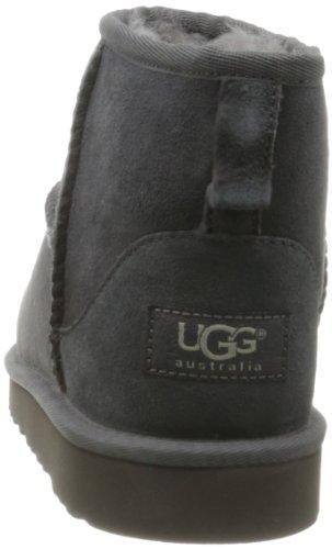 Gris Australia Mini Botines Classic Grigio Niños Unisex UGG cYSwFndqS